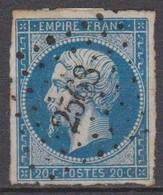 PC   2568    RIVESALTES   (  65  -  PYRENEES  ORIENTALES  ) - 1849-1876: Classic Period