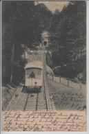 Luzern - Sonnenbergbahn, Animee - Photo: E. Goetz - LU Lucerne