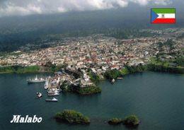 1 AK Äquatorial-Guinea * Blick Auf Die Hauptstadt Malabo, Sie Liegt An Der Nordküste Der Insel Bioko * - Guinea Ecuatorial