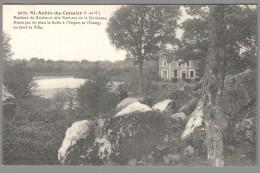 CPA 35 - Saint Aubin Du Cormier - Rochers De Bécherel Dits Rochers De La Duchesse Anne - France