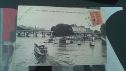 CPA -  174. PARIS Le Pont Neuf Et L'écluse De La Monnaie - Brücken