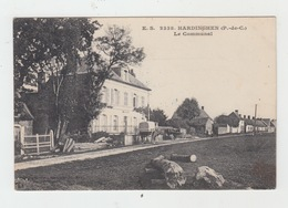 62 - HARDINGHEN / LE COMMUNAL - Francia
