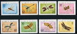 Vietnam, Yvert 32/39, Scott 856/863, MNH - Viêt-Nam