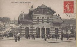 Meudon : Gare Du Val Fleury - Meudon