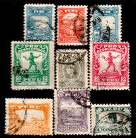 Peru-0064 - Emissione 1931 (o) Usato - Senza Difetti Occulti. - Pérou
