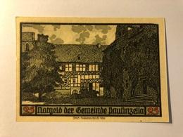 Allemagne Notgeld Paulinzella 25 Pfennig - [ 3] 1918-1933 : République De Weimar
