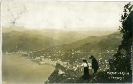 PORTOFINO-KULM  GENOVA  Paradiso 1908  J Neer - Genova
