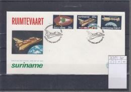Surinam Michel Cat.No. FDC 967/969 - Surinam