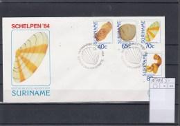 Surinam Michel Cat.No. FDC 1071/1074 - Surinam