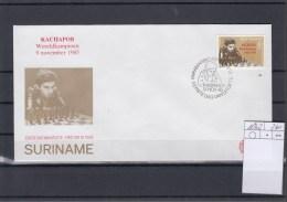 Surinam Michel Cat.No. FDC 1162 Chess - Surinam