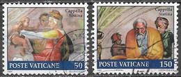 Vatican - Chapelle Sixtine - Oblitérés - Lot 3 - Vatican