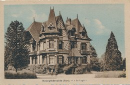 27) BOURGTHEROULDE : Le Logis - Bourgtheroulde