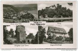 Polle - Foto-AK 50er Jahre - Allemagne