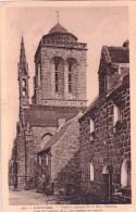 29 - Finistere -  LOCRONAN -  Vieilles Maisons De La Saint Maurice - Tour De L Eglise Et Clocher Du Penity - Locronan