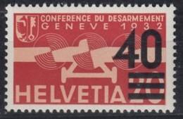 SCHWEIZ  310, Postfrisch **, Flugpostmarke 1937 - Luftpost
