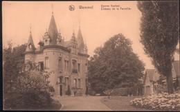 Wemmel : Ijzeren Kasteel Château De La Feraille - Wemmel