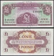 Great Britain P M36 - 1 Pound 1962 4th Series - UNC - Emissioni Militari