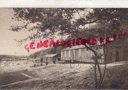 03 - FORGES DE TROCAIS- SAINT BONNET - CHANTIERS DE LA JEUNESSE GROUPEMENT N° 1- VUE GENERALE DU CAMP GROUPES N° 2 ET 8 - Autres Communes