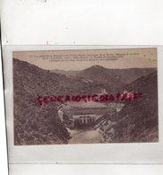 03-  USINE ELECTRIQUE DE LA SIOULE- VUE GENERALE DU BARRAGE - Autres Communes