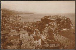 Vue Generale, Monte Carlo, Monaco, C,1920s - CAP Photo CPA - Monte-Carlo