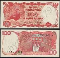 Indonesia P 122 - 100 Rupiah 1984 - UNC - Indonesia