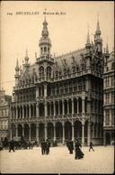 Bruxelles : 3 Cartes - Monumenten, Gebouwen