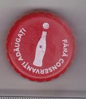 Romania Coca Cola Cap - Plastic Cap - Soda
