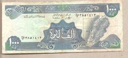 Libano - Banconota Circolata Da 1000 Livres P-69c - 1992 - Lebanon