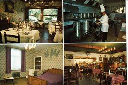 "SPONTIN-HOTEL-RESTAURANT ""AUBERGE DES NUTONS""-FREDDY GERMAIN-CHAUSSEE DE DINANT-multivues - Yvoir"