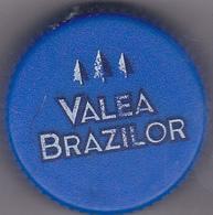 Romania Mineral Water Cap - Plastic Cap - Valea Brazilor - Soda