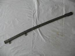 Ancien Fourreau Sabre Anglaise, Américain,old Sword, Alte Säbel - Knives/Swords