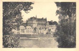 (37) Indre Et Loire - CPA - Amboise - Le Château - Amboise