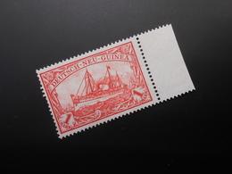 D.R.16  1M(*)UNG   Deutsche Kolonien (Deutsch-Neuguinea) 1901 - Mi* 12,00 € - Colony: German New Guinea