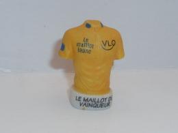 FEVE CYCLISME, LE MAILLOT DU VAINQUEUR - Sports