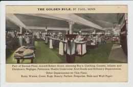SAINT PAUL - MINNESOTA - USA - THE GOLDEN RULE - St Paul