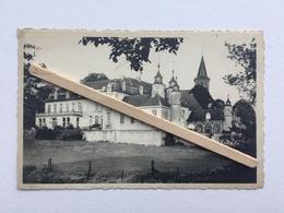 GENAPPE ,HOUTAIN -LE - VAL «CHÂTEAU COMTE DE MOERKERKE (Coté) (Édit Cardona)NELS . - Genappe