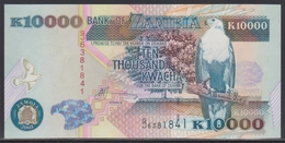 Zambia 10'000 Kwacha 2003 UNC - Zambie