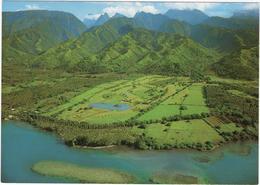 Tahiti - Plaine En Golf D\'Atimaono - Tahiti