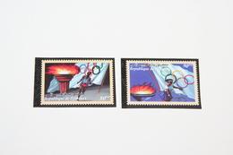 Djibouti 2000 Mi # 773-74 Sydney Summer Olympics MNH OG - Estate 2000: Sydney