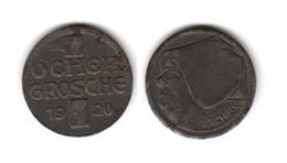 Allemagne 1 Öcher Grosche 1920  AACHEN ; Coiffe - Monétaires/De Nécessité