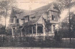 Schootenhof Villa Zonnschyn ( Wijnegem ? Schoten ? ) 1913 - Schoten