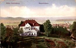Mähr. Schönberg - Bergwirtshaus - Czech Republic