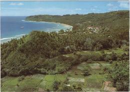 Rurutu - Village Et Baie De Moerai - Polinesia Francesa