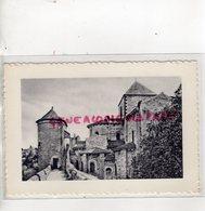 03-  ABBAYE DE SAINT VINCENT DE CHANTELLE- CHEVET DE L' EGLISE - Autres Communes