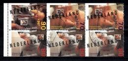 Pays-Bas  1994  Mi.nr. MH 50 Sommermarken  Oblitérés / Used / Gestempeld - 1980-... (Beatrix)
