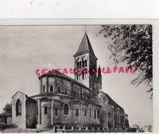 03-  SAINT MENOUX- EGLISE ABBATIALE - Autres Communes