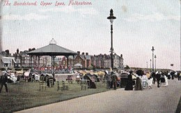 AO96 The Bandstand, Upper Leas, Folkestone - Local Publisher - Folkestone