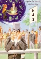 CARRIERE Louis Ed Photochrom  N°50347 -  Humour Tierce Astrologie Voyante Boule Cristal  -  CPSM 10,5x15  TBE Neuve - Carrière, Louis