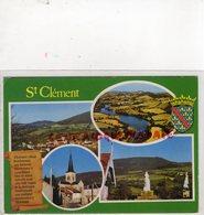 03- SAINT CLEMENT -LE MAYET DE MONTAGNE- VUE GENERALE- EGLISE- BARRAGE DE ST CLEMENT- LA ROCHETTE - Autres Communes