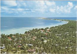 Base Avancée De Hao - Le Village D\'Otepa - Polinesia Francesa